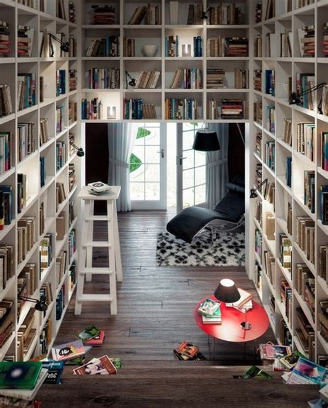 dream home library design ideas 10 some ideas for arranging your books and creating a