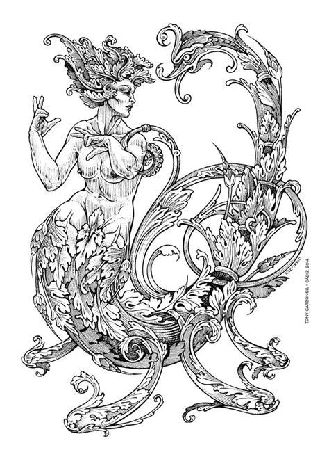 Zodiac Scorpio, #Dibujos e #Illustrations de Tony