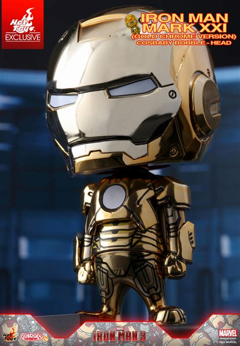Toys Cosbaby Iron Midas Gold Chrome Xxi 21 Ht Cosb284 Ori cool review toys figure news images
