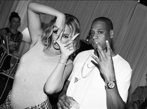 jay z beyonce black rage over whiteout at tidal even backstage beyonc 233 and jay z s on the run tour in