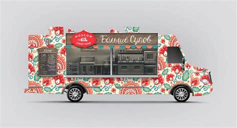 food truck design ideas 8 ingenious food truck designs print magazine