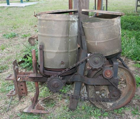 Brinly Planter brinly planter yesterday s tractors