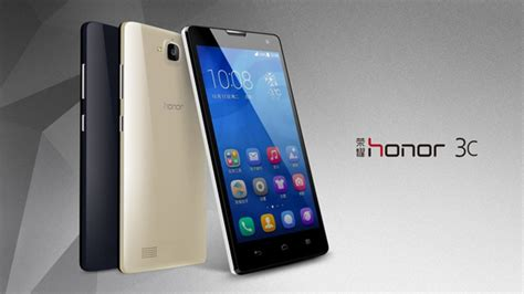 Hp Huawei Honor C3 huawei officially announces honor 3x and honor 3c smartphone4me
