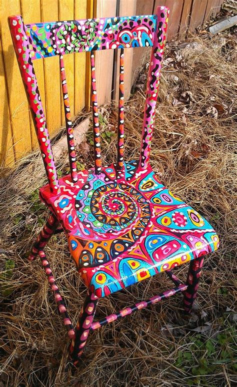 painted chairs images 25 best ideas about painted chairs on painted chairs mexican decorations and