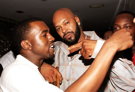 Kaos Row Records Black Y suge taking the rap