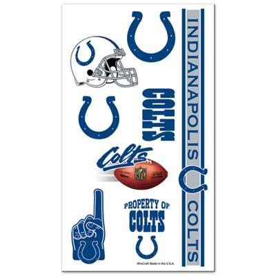 colts tattoo indianapolis colts temporary tattoos