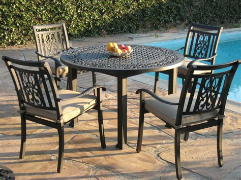heaven collection outdoor living aluminum patio furniture