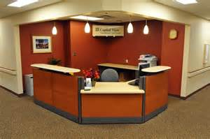 hospital front desk capitol view transitional care center st paul minnesota