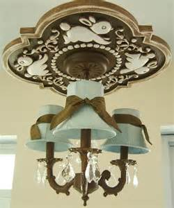 Chandelier Ceiling Medallion Bunnies Chandelier Medallion Modern Ceiling Medallions