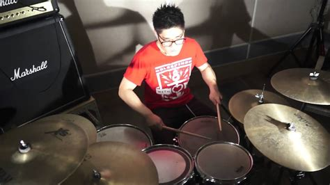 tk brian tyler dig iron man drum cover