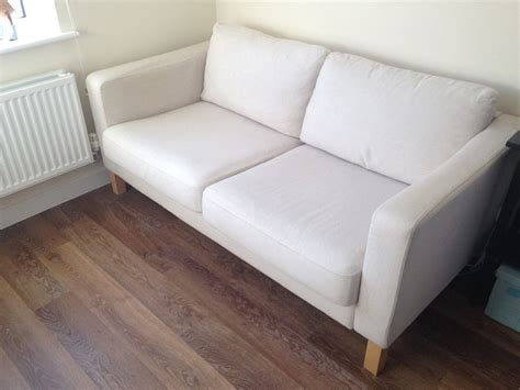 Karlstad 2 Seater Sofa reduced excellent ikea karlstad 2 seater sofa in bidford