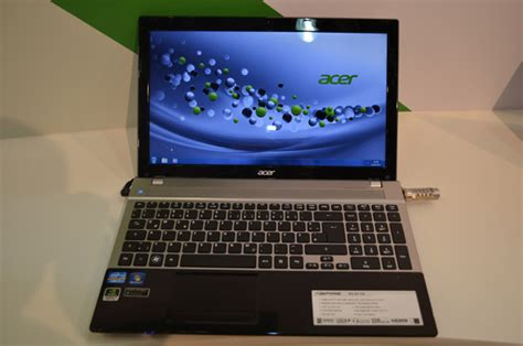 Laptop Acer Aspire V3 I7 acer aspire v3 571 9831 intel i7 15 6 incher laptoping windows laptop tablet