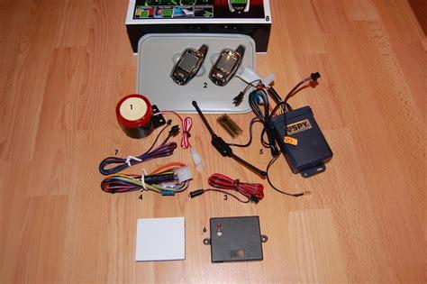 Alarm Spy5000m pack 20 alarmas de moto spy5000m ledmoto