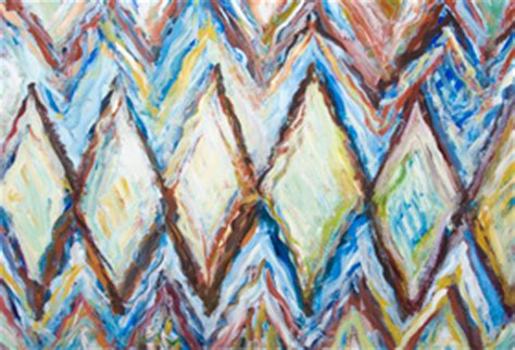 quot the blue pyramid illusion quot geometric expressionism abstract expressionism 1 2 art keywords within museum