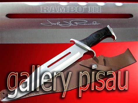 Pisau Rambo 3 pisau rambo iii from gallery pisau