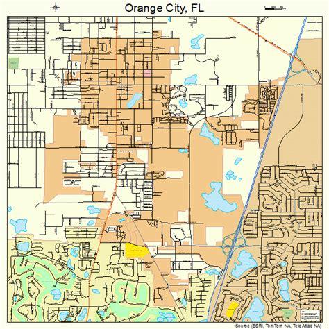 map port orange florida related keywords suggestions for orange city fl map