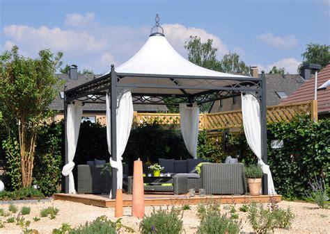 bo wi outdoor living pavillons f 252 r gewerbe und garten - Pavillon Viereckig