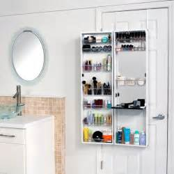 the door storage for bathroom the best makeup organizers thefashionspot