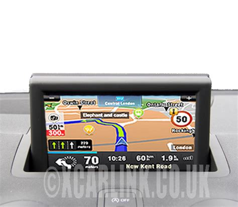 Multimedia Interface Audi by Audi Xcarlink