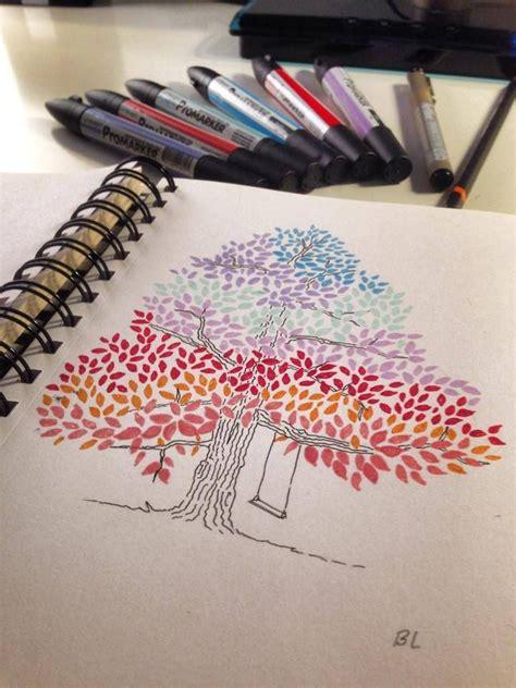 easy colorful drawings easy colorful drawing ideas www pixshark images