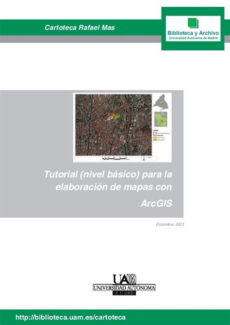 tutorial basico arcgis 10 manual arcgis 10 0 nivel basico