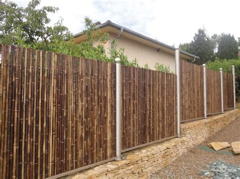 Cloture Jardin 224 by Cloture En Bambou R 233 Gulier S 233 Parations De Jardin