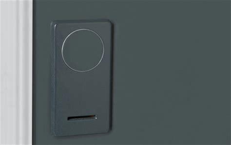 Hiding Door Knob disappearing doorknob concept