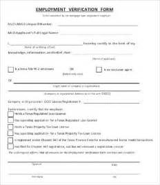 Employment Verification Form 12 Free Word Pdf Documents Download Free Premium Templates Employment Verification Form Template