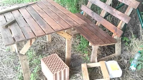 Selbstgebaute Gartenmobel selbstgebaute gartenm 246 bel aus paletten