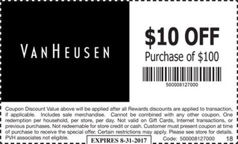 Printable Van Heusen Outlet Coupons | printable coupons in store coupon codes van heusen