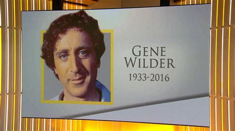 gene wilder today life well lived actor gene wilder today