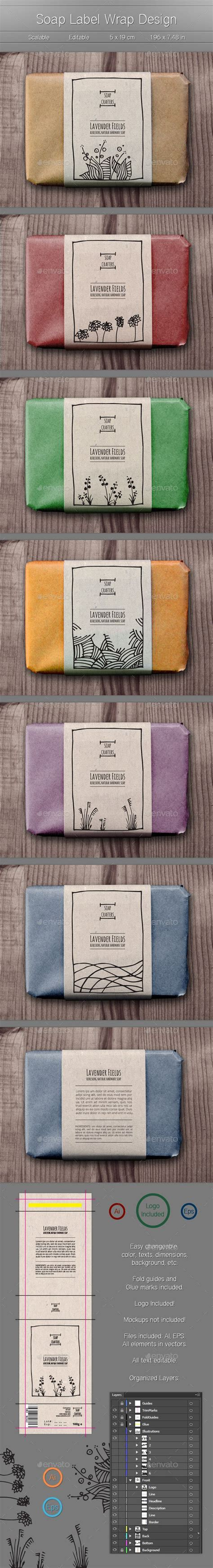 packaging labels template soaps packaging and templates on