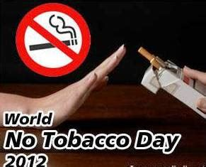 No Tobacco Day Essay by World No Tobacco Day 2012 Herbhealth