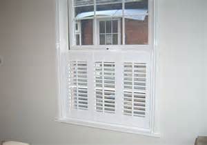 Cafe Style Kitchen Curtains by Plantation Shutters London Affordable Shutters Ltd