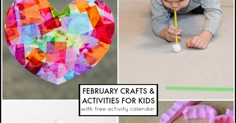 february crafts 29 february activities for free activity calendar