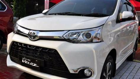 Lu Belakang Toyota Avanza Veloz all new toyota avanza veloz 2017