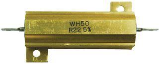 wh25 power resistor wh25 27rji welwyn resistor solder lug 27 ohm 25 w 560 v 177 5 wh series wirewound