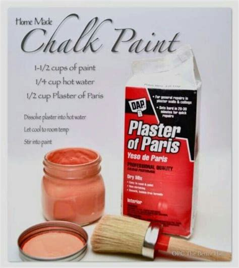 chalk paint diy recipe 17 best images about painted furniture on