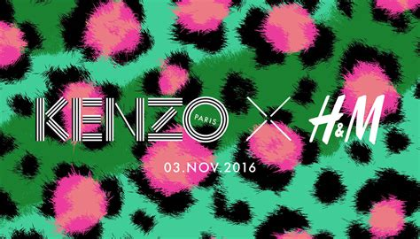 The Next Hm Designer by Get Ready For The Kenzo X H M Collection Style Barista