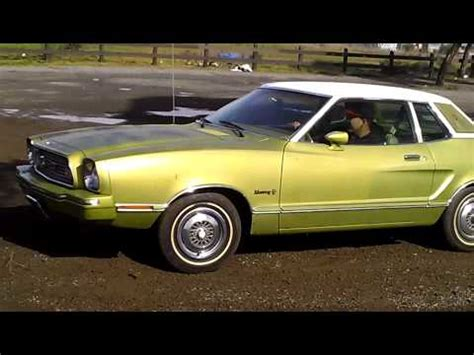 1974 ford mustang ghia 1974 ford mustang 2 ghia east oakland