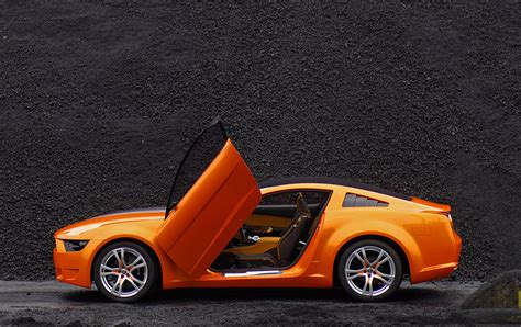 2006 Ford Mustang Giugiaro Concept   Supercars.net