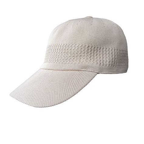 knit baseball cap summer knit baseball cap by henschel hats