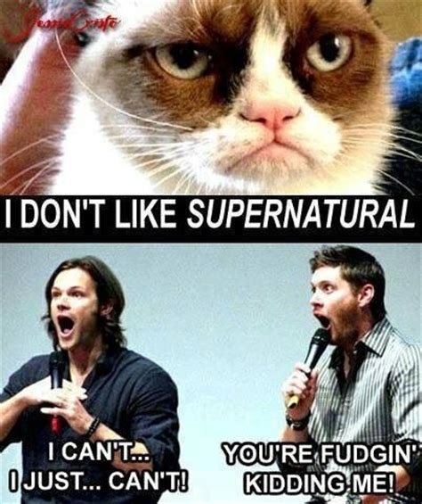 Supernatural Meme - supernatural