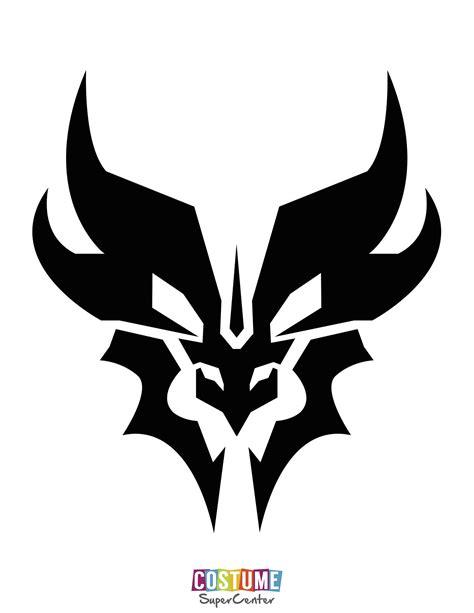 pattern logos transformers logo stencil www pixshark com images
