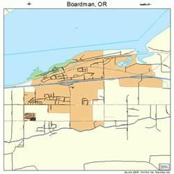 boardman oregon map boardman oregon map 4107200