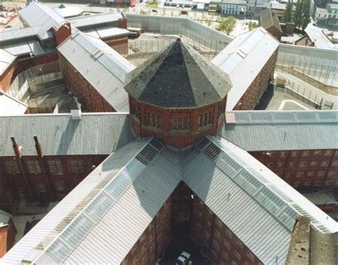 The Horror At Orleans Parish Prison by Alfred Waterhouse Strangeways Manchester Manchester