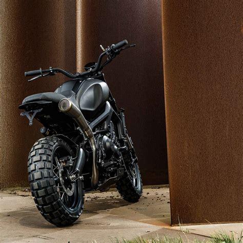 Auspuff Motorrad Sonderanfertigung by Yamaha Xsr900 Custom Motorcycles Cafe Racer Scrambler