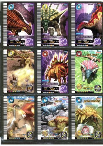 dinosaur king cards ebay