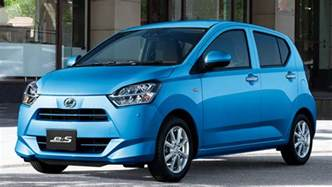 Daihatsu Website New Daihatsu Mira E S Launched In Japan From Rm32k