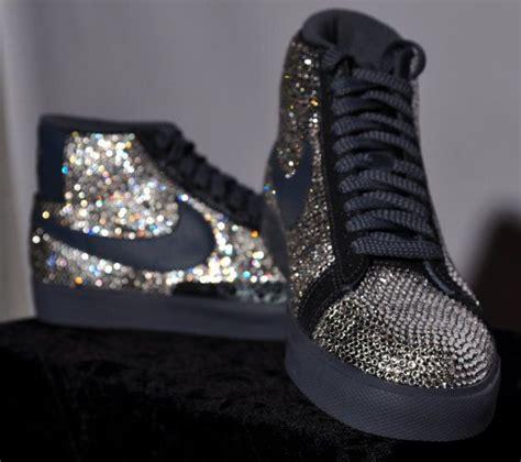 Sneaker Swarozky swarovski nike sneakers if the shoe fits buy